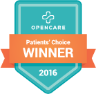 Patient's Choice winner